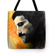 Rhapsody - Freddie Mercury Tote Bag
