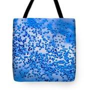 Rhapsody In Blue - Featured 3 Tote Bag
