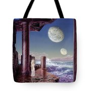 Rhiannon Tote Bag by Don Dixon