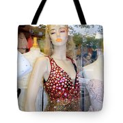 Rhinestone Rhonda Tote Bag