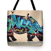 Rhino 2 Tote Bag