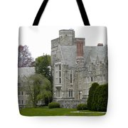 Rhoads Hall Bryn Mawr College Tote Bag