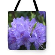 Rhododendron Impeditum Tote Bag