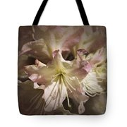 Rhododendron Mary Fleming Tote Bag