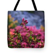 Rhododendron Pink Dream Tote Bag