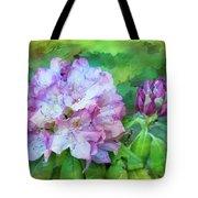 Rhododendrum Tote Bag