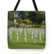 Rhone American Cemetery Tote Bag