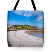 Rhos On Sea Tote Bag