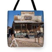 Rhyolite Mercantile Tote Bag