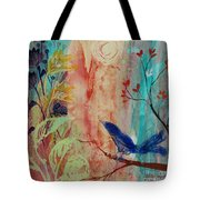 Rhythm And Blues Tote Bag