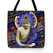 Rhythm Of My Mind Tote Bag by Christopher Beikmann
