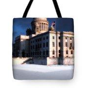Ri State Capitol 1 Tote Bag