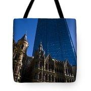 Rialto Building Melbourne Tote Bag