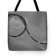 Ribbon Of The Sea Tote Bag