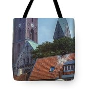Ribe Catedral  Tote Bag