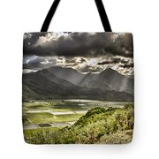 Rice Paddies-kauai Hawaii Tote Bag