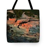 Rice Terrace Tote Bag