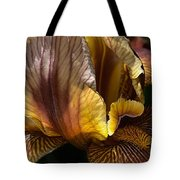 Rich Iris Tote Bag