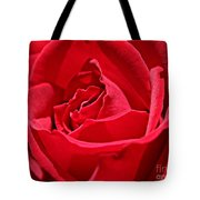 Rich Red Tote Bag