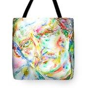 Richard Brautigan  Tote Bag