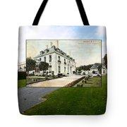 Richard Gambrell Residence In Newport Rhode Island Tote Bag