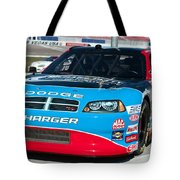 Richard Petty Driving School Nascar  Tote Bag