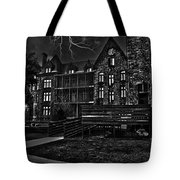 Richardson Complex B And W Tote Bag