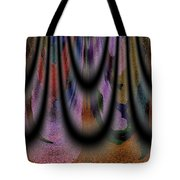 Richeness Of Curtains Tote Bag