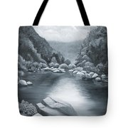 Richland Creek Tote Bag