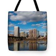 Richmond Skyline Tote Bag
