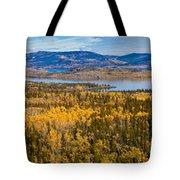 Richthofen Island Yukon Territory Canada Tote Bag
