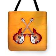 rickenbacker 12-S guitar Tote Bag