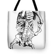 Rickets Tote Bag