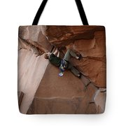 Riddle Of The Rock Tote Bag