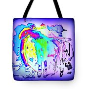 If You Can't Ride A Rainbow  Tote Bag