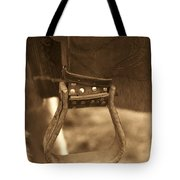 Ride On Tote Bag