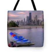 Ride On The Wild Side Tote Bag