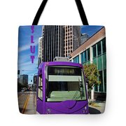 Ride The Seattle Slut Tote Bag