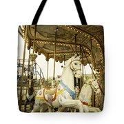 Ride The Wild Pony Tote Bag