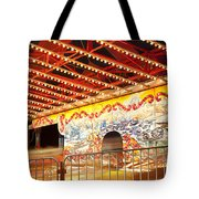 Rides At The Evergreen State Fair Tote Bag