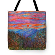 Ridgeland Winter Beauty Tote Bag