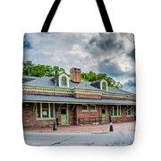 Ridgway Depot 3518c Tote Bag