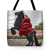 Riding High Tote Bag