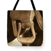 Riding The Range Tote Bag