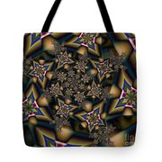 Riding With The Wind Tote Bag