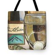 Riesling Tote Bag by Debbie DeWitt