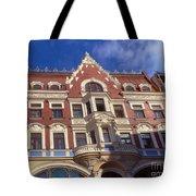 Riga Old Town 5 Tote Bag