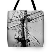 Rigged Tote Bag