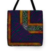 Right Angles Tote Bag
