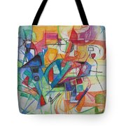 Righteous Step 5 Tote Bag